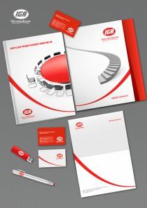 Разработка логотипа и фирменного стиля Вашей компании